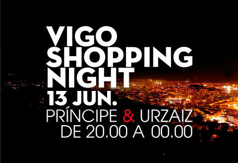 Vigo Shopping Night 2014